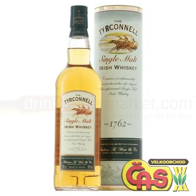 WHISKY - TYRCONNELL 0.7l 40% TUBA