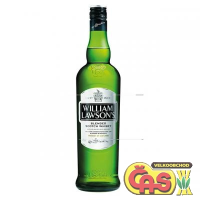 WHISKY - WILLIAM LAWSONS 0.7l 40%