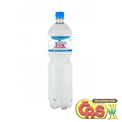 ZON - VODA NEPERLIVÁ  1.5l PET !!!