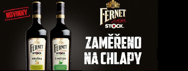 Fernet Stock Hru�ka a M�ta